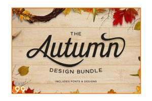 The Autumn Design Bundle