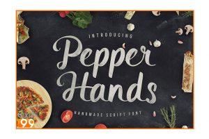 Pepper Hands